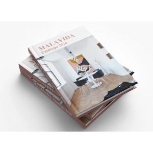 Catálogo B/N Tapa Dura 170x240mm.