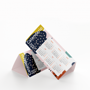 Calendarios de sobremesa